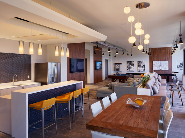 CBG builds The Oxford, a 187 Luxury Apartments Adapted from Former 10-Story Office Building in Oxon Hill, MD - Image #2