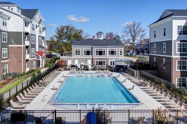 CBG builds The Elms at Shannon's Glen, a 364-Unit Garden-Style Multifamily Community in Jessup, MD - Image #2