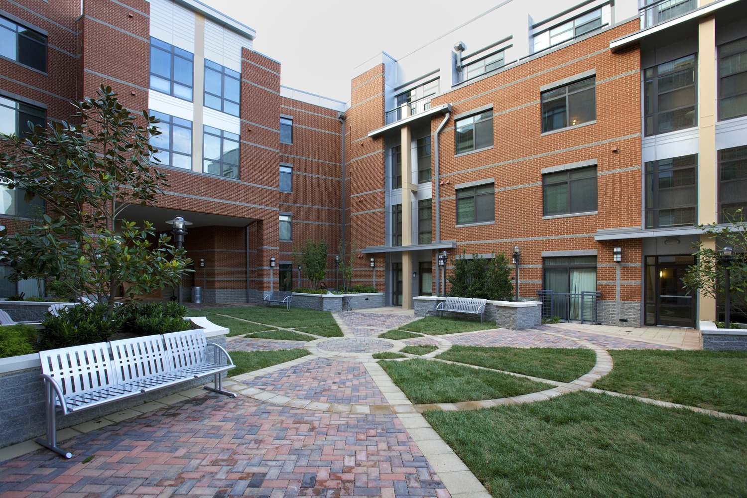 CBG builds North Tract Lofts, a 184 Apartment Units, 4,700-SF Amenity Area, and Two Stories of Underground Parking in Arlington, VA - Image #2