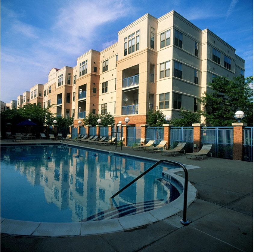 CBG builds Strathmore Court at White Flint, a 202 Apartments with Below Grade Garage in Rockville, MD - Image #1