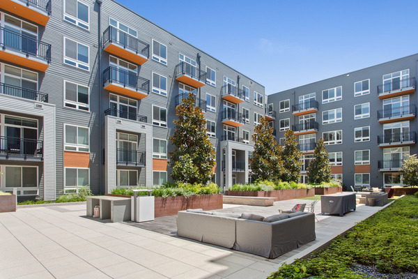 CBG builds The Haven at National Harbor, a LEED®-Certified Condominium Community with Amenities and Below-Grade Parking in National Harbor, MD - Image #6