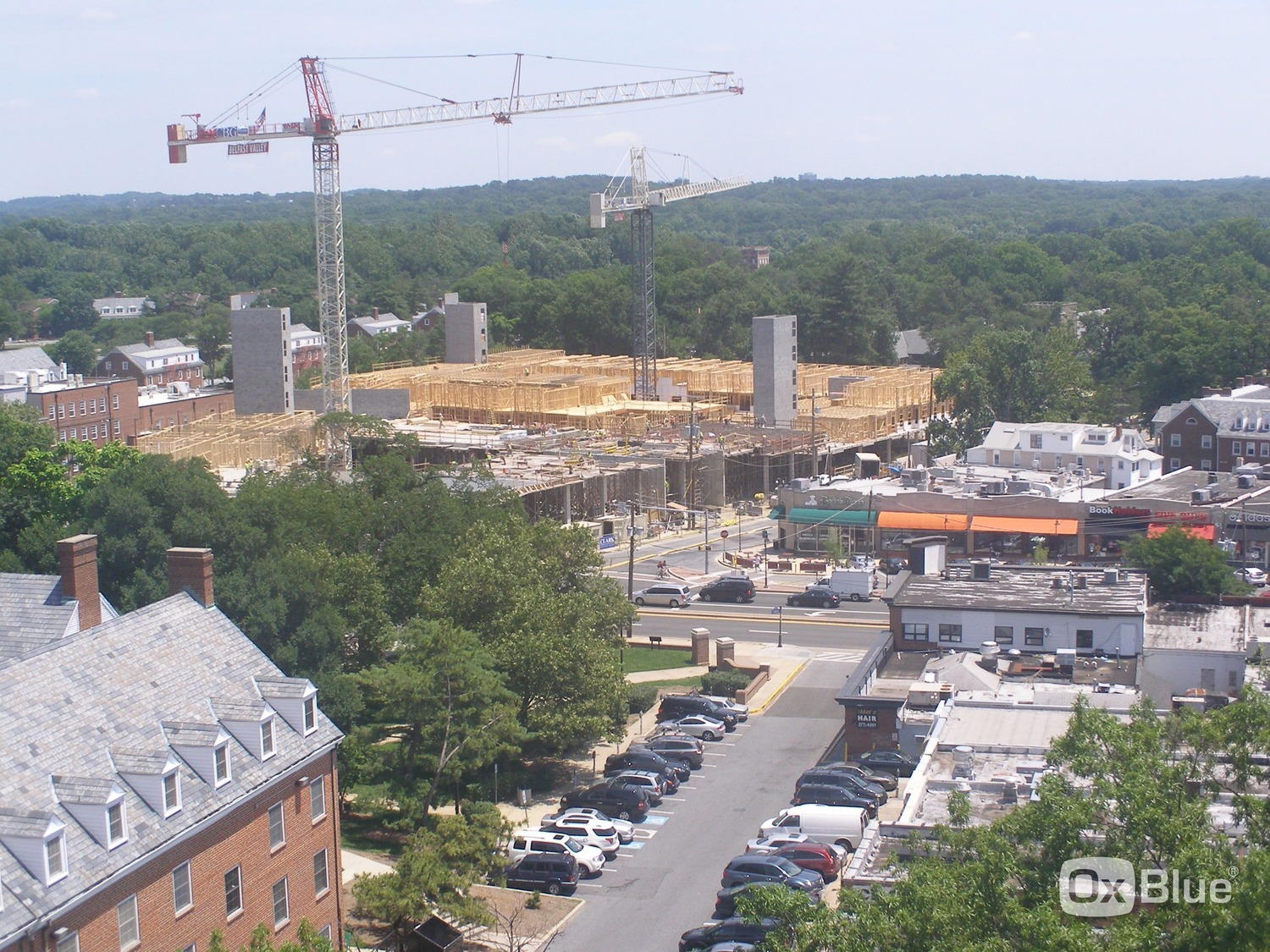 CBG builds Landmark College Park, a 283-Unit, 843-Bed Student Housing Community with Retail in College Park, MD - Image #8