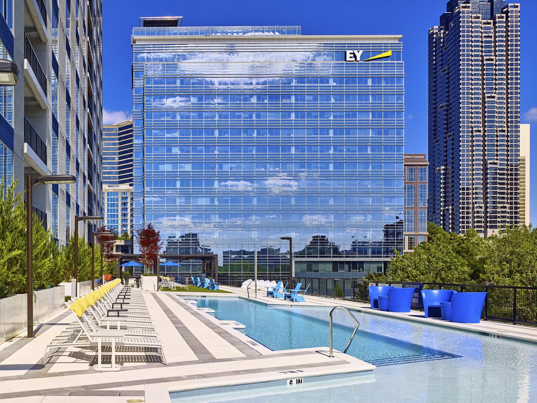 CBG builds Generation Atlanta, a 336-Unit, 17-Story Luxury Community with Above-Grade Parking in Atlanta, GA - Image #6