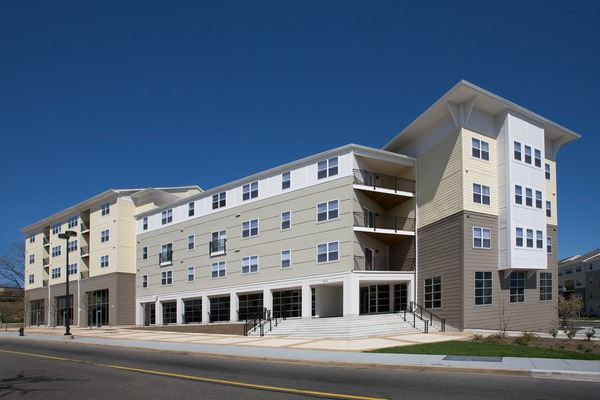 CBG builds Aventine Fort Totten, a 307 Transit-Oriented, Market-Rate Apartments in Washington, DC - Image #1