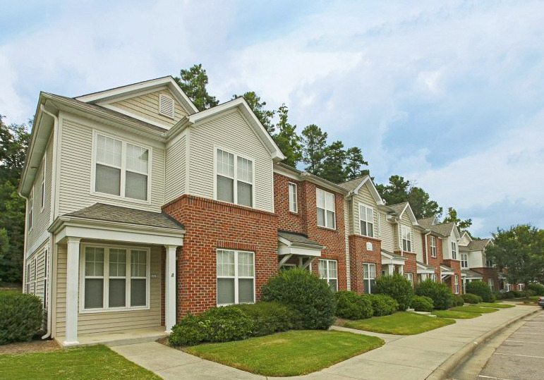 CBG builds Falls Creek Apartments Phase I, a 238-Unit Complex with 112 Apartments in Raleigh, NC