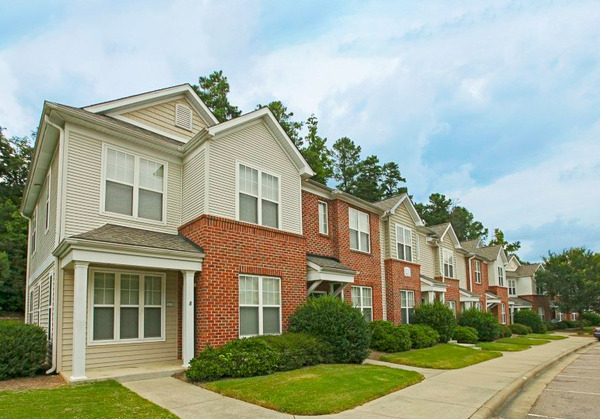 CBG builds Falls Creek Apartments Phase I, a 238-Unit Complex with 112 Apartments in Raleigh, NC - Image #1