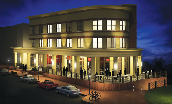 CBG builds Del Ray Central, a 141 Luxury Apartments with Retail Over Two-Level Garage in Alexandria, VA - Image #7