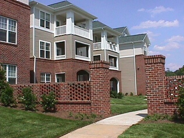 CBG builds Heather Park, a 208 Class A Apartments in Garner, NC - Image #2