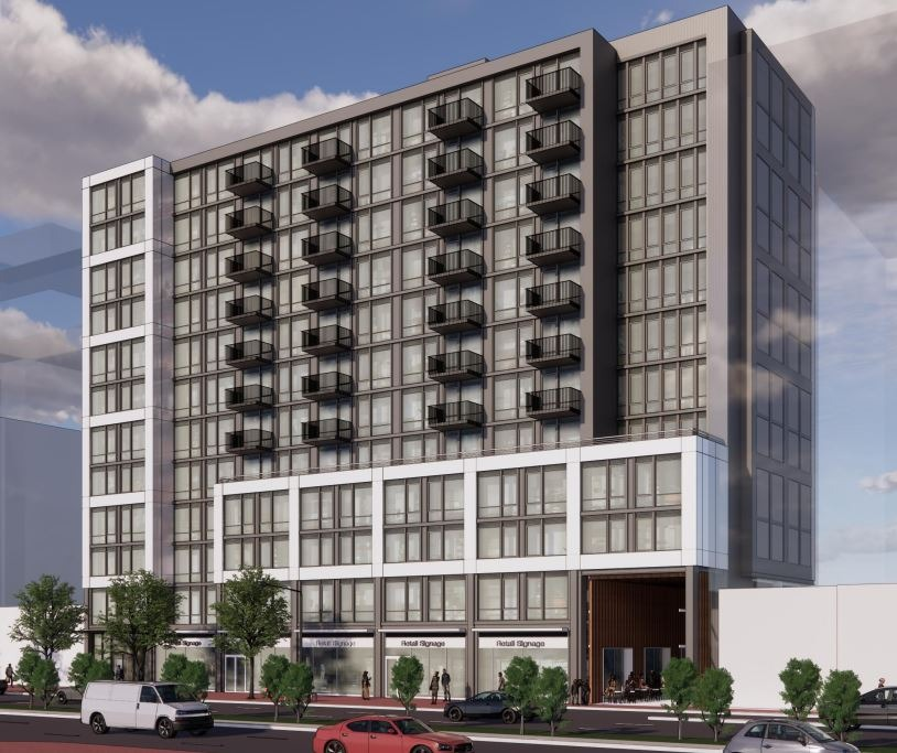 CBG builds 7000 Wisconsin, a 14-Story Mixed-Use High-Rise with Luxury Amenities in ,