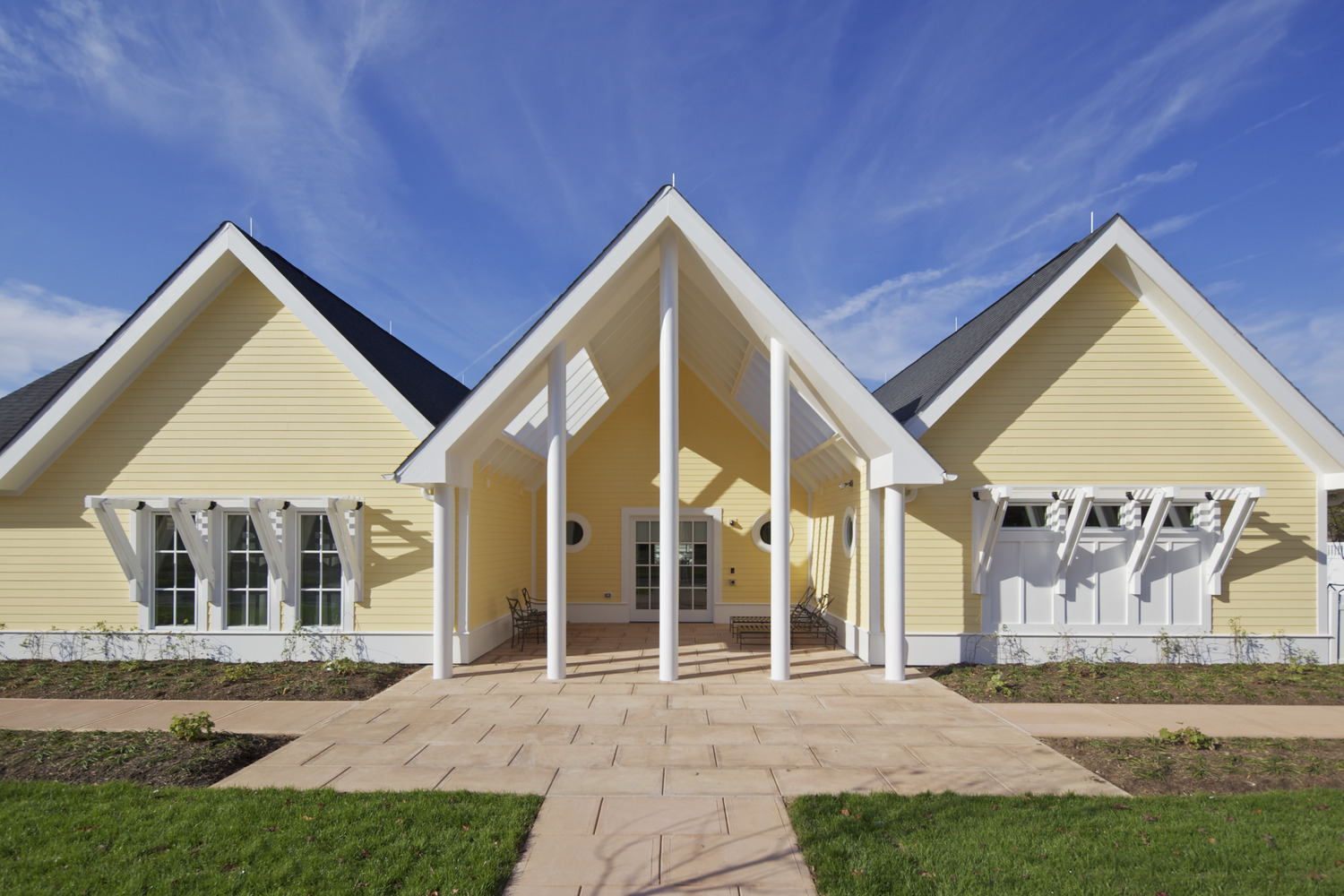 CBG builds Wounded Warrior Home Project, a Two Innovative Prototype Homes for Wounded Warriors at Fort Belvoir in Fort Belvoir, VA - Image #8