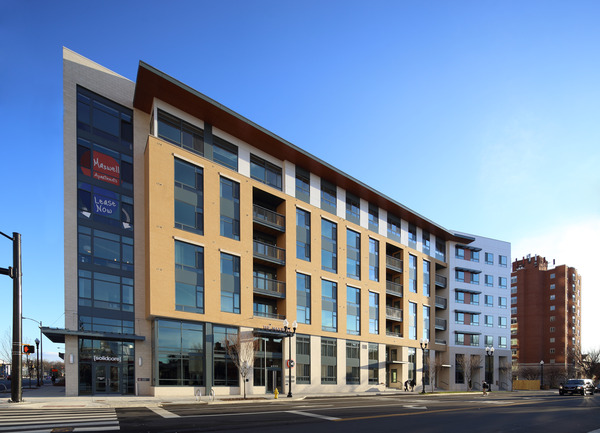 CBG builds The Maxwell, a 163-Unit LEED® Gold Mixed-Use Community with Below-Grade Parking in Arlington, VA - Image #3