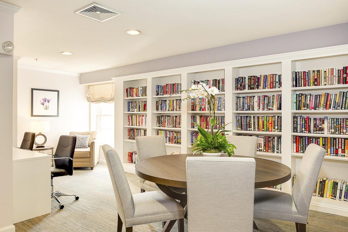 CBG builds Kendrick Court at McNair Farm, a 139 Senior Housing Apartments in Herndon, VA - Image #3