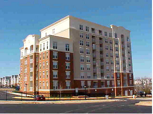 CBG builds Springfield Crossing, a 356 Market-Rate Garden-Style and High-Rise Apartments in Springfield, VA - Image #2