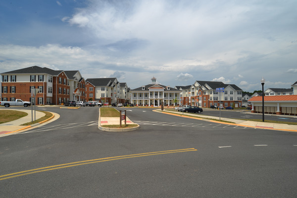 CBG builds Orchard Bridge Apartments, a 368 Walk-Up Apartment Community with Clubhouse in Manassas, VA - Image #3