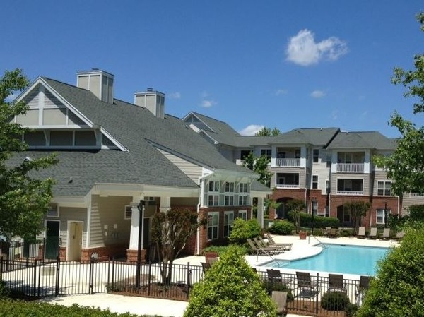CBG builds Heather Park, a 208 Class A Apartments in Garner, NC - Image #3