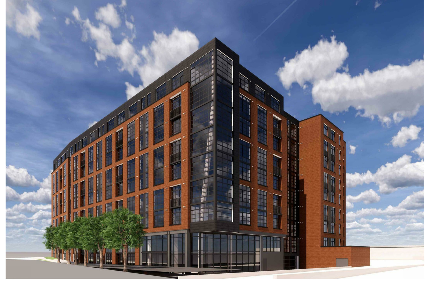 CBG builds 2607 Reed Street, a 353-Unit LEED-Certified® Luxury High-Rise with Below-Grade Parking in Washington, DC - Image #1