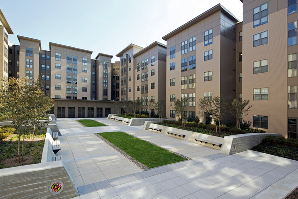CBG builds Varsity at College Park, a 901-Bed Student Housing Community with 258 Luxury Apartments in College Park, MD - Image #5