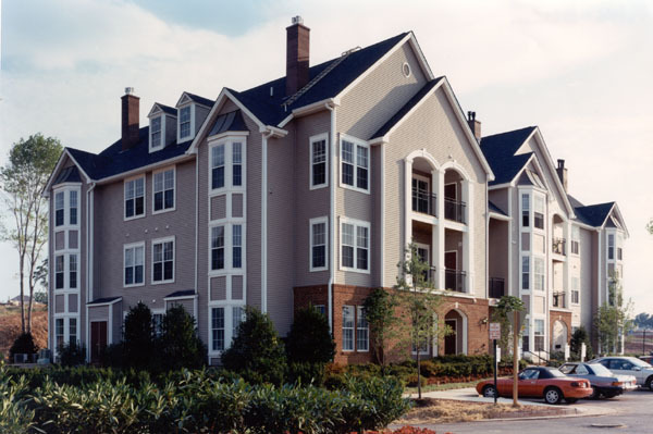 CBG builds Riverbend at Cascades, a 280 Condominiums in Sterling, VA - Image #1