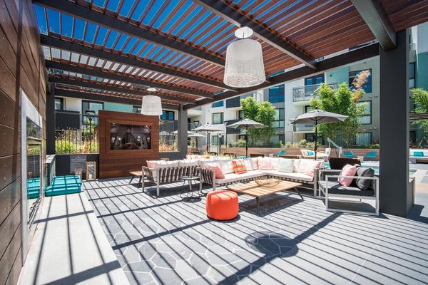 CBG builds Access Culver City, a 115-Unit Podium Apartment Project in Culver City, CA - Image #3