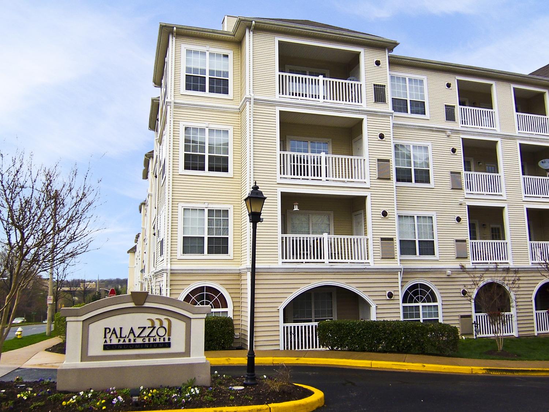CBG builds Palazzo at Park Center, a 400 Class A Apartments in Alexandria, VA
