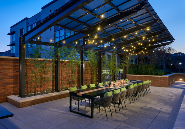 CBG builds Ten at Clarendon, a 143-Unit LEED® Platinum Community with Retail and Office Space in Arlington, VA - Image #4