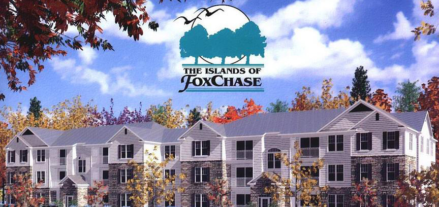 Clark Realty Builders Starts The Islands of FoxChase in Maryland Press Release Image