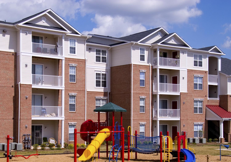 CBG builds Rosemary Ridge Apartments Phase I, a 218 Market-Rate Apartments in Manassas, VA