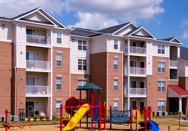 CBG builds Rosemary Ridge Apartments Phase I, a 218 Market-Rate Apartments in Manassas, VA - Image #1