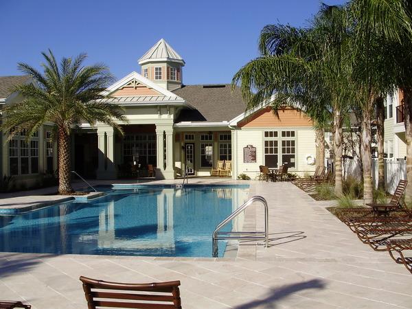 CBG builds Providence at Zephyr Ridge, a 208 Wood-Framed Garden Apartments in Zephyrhills, FL - Image #1