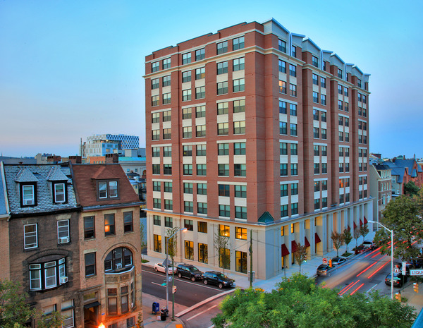 CBG builds Varsity at University of Baltimore, a 11-Story, 323-Bed Student Housing Community with 114 Luxury Apartment Units in Baltimore, MD - Image #7