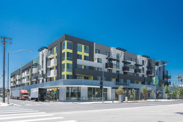 CBG builds Access Culver City, a 115-Unit Podium Apartment Project in Culver City, CA - Image #5