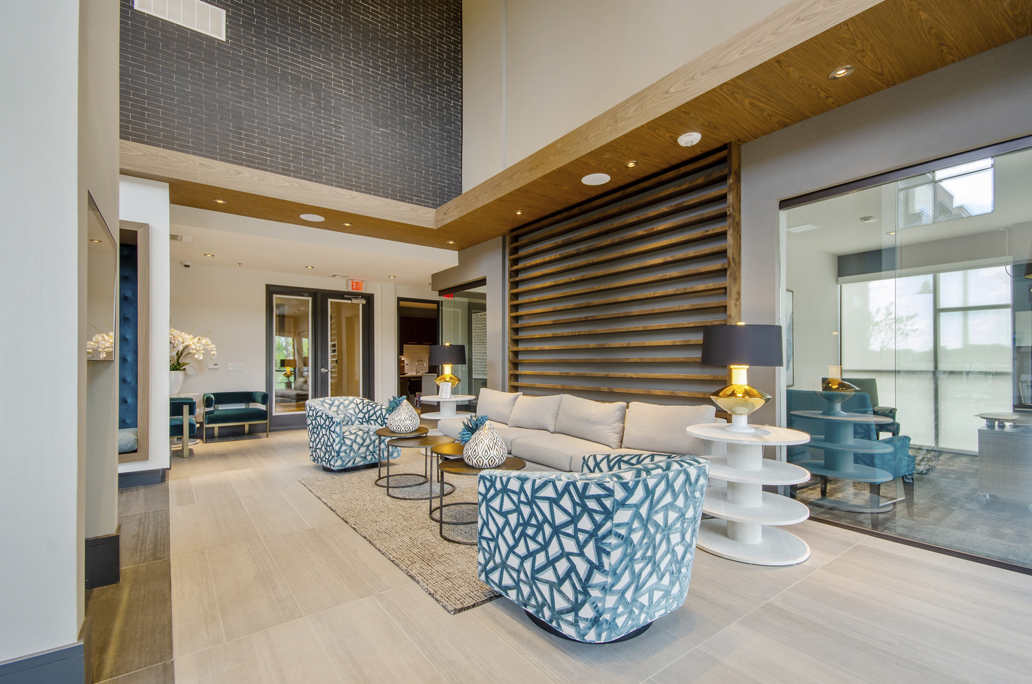 CBG builds Domain at the One Forty, a 10-Building Garden-Style Community with Amenities in Garland, TX - Image #7