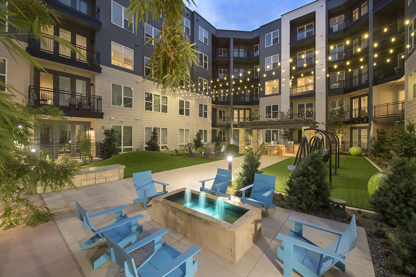 CBG builds Vitruvian West, a LEED® Silver Luxury Apartment Community with Amenities in Addison, TX - Image #5