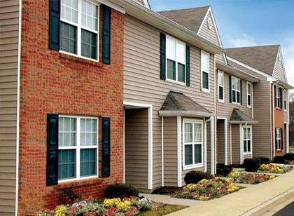CBG builds Greenview Townhomes, a 168 Market-Rate Townhome Apartments in Great Mills, MD - Image #3