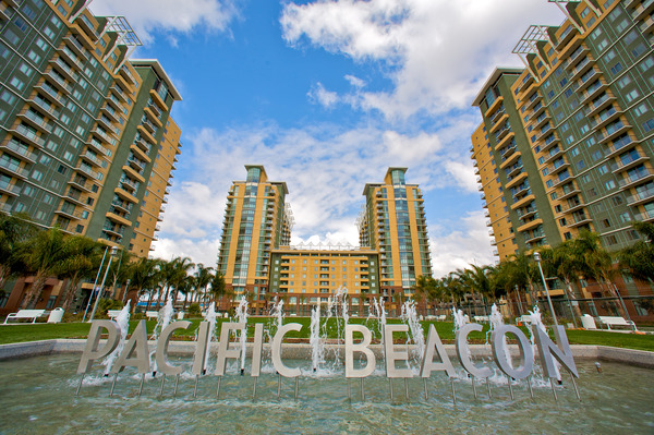 CBG builds Pacific Beacon, a 2,398 Beds in 1,199-Unit Luxury Apartment Community for Single Sailors and Students in San Diego, CA - Image #1