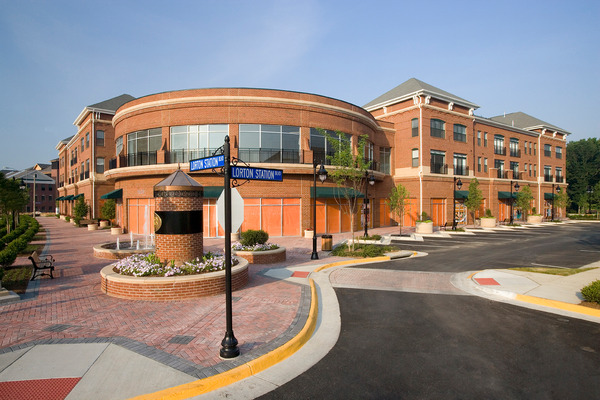 CBG builds The Residences of Lorton Station, a 32 Condominiums Above 36,000-SF Town Center in Lorton, VA - Image #1