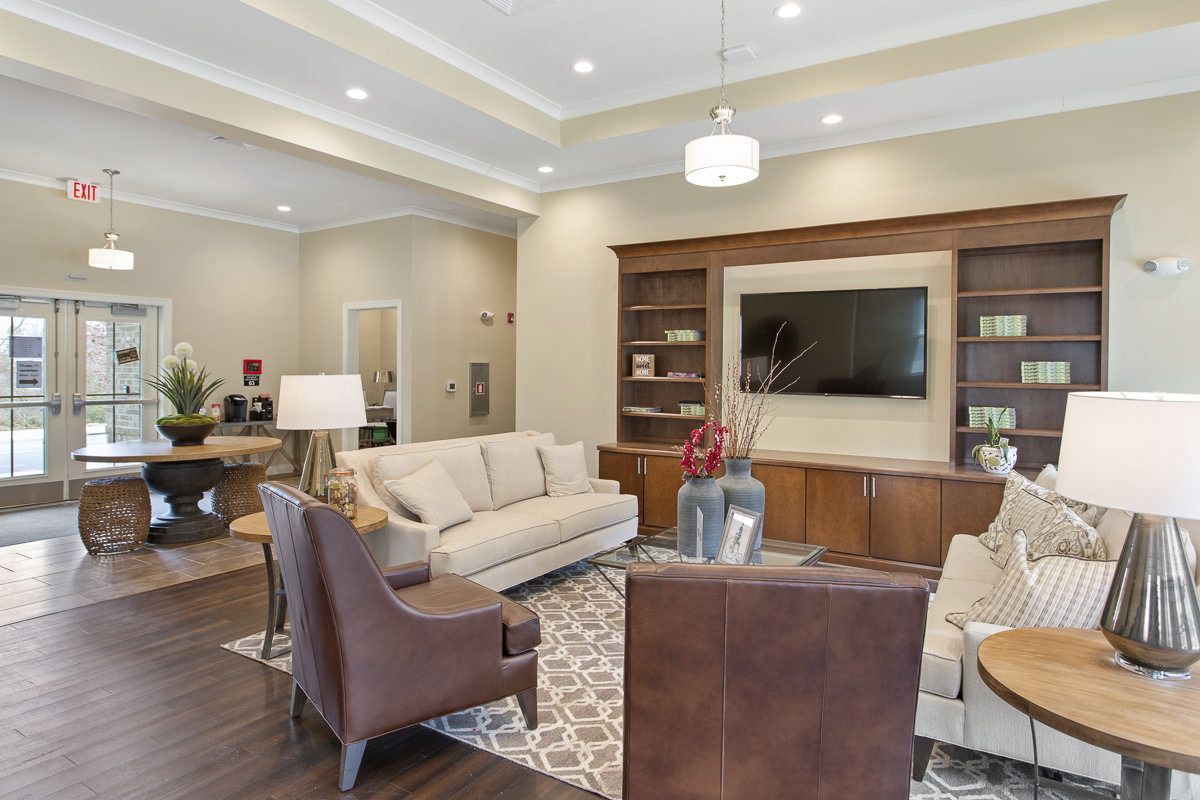 CBG builds Orchard Ridge at Jackson Village Phase I, a 169 Garden-Style Apartments Across Four Buildings with Amenities in Fredericksburg, VA - Image #3