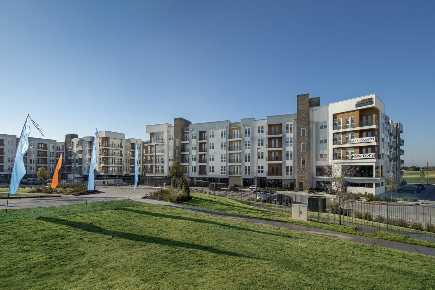 CBG builds The View of Fort Worth, a 300-Unit Apartment Community with Amenities in Fort Worth, TX - Image #7