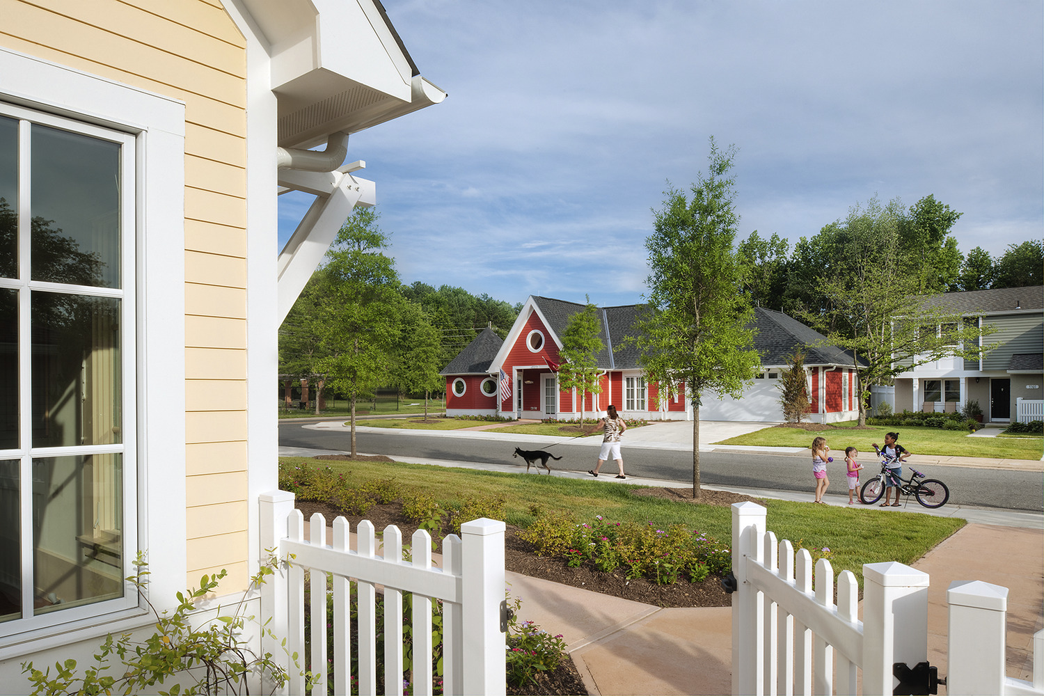 CBG builds Wounded Warrior Home Project, a Two Innovative Prototype Homes for Wounded Warriors at Fort Belvoir in Fort Belvoir, VA - Image #2