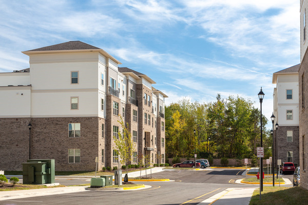 CBG builds Orchard Ridge at Jackson Village Phase II, a 76-Unit Affordable Community Across Two Garden-Style Buildings in Fredericksburg, VA - Image #2