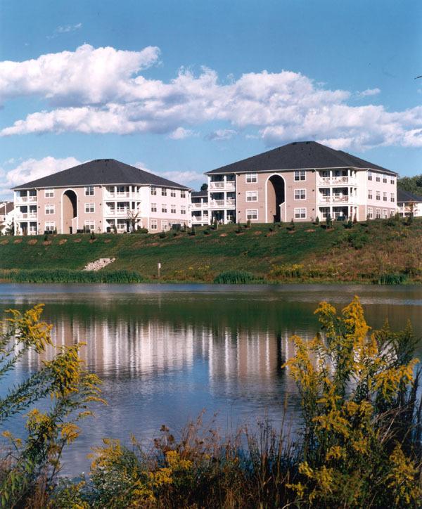 CBG builds Prospect Cove, a 156 Condominiums in Woodbridge, VA
