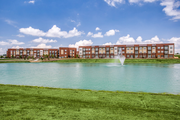 CBG builds Domain at the One Forty, a 10-Building Garden-Style Community with Amenities in Garland, TX - Image #5