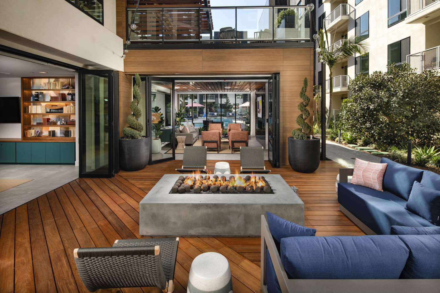 CBG builds Cameo, a 262-Unit Luxury Community with Rooftop and Amenities in Orange, CA - Image #2