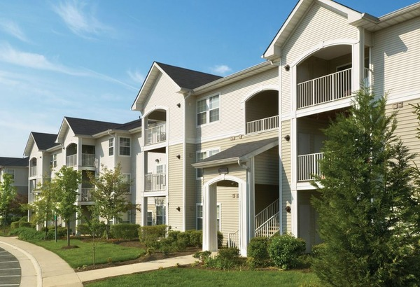 CBG builds The Fields of Manassas, a 180 Apartment Homes in Manassas, VA - Image #1