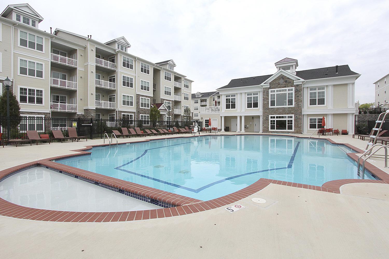 CBG builds The Elms at Clarksburg Village, a 336-Unit Apartment Community in Clarksburg, MD