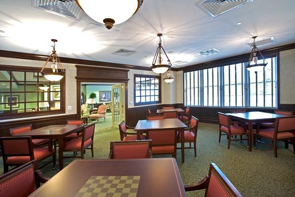 CBG builds The Woodlands, a 110-Unit Luxury Senior Living Campus in Fairfax, VA - Image #8