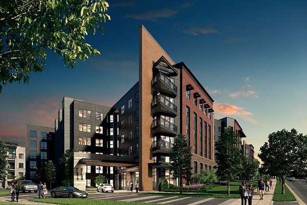 CBG builds Union Heights, a 325-Unit Luxury Apartment Community with Amenities in Washington, DC - Image #1