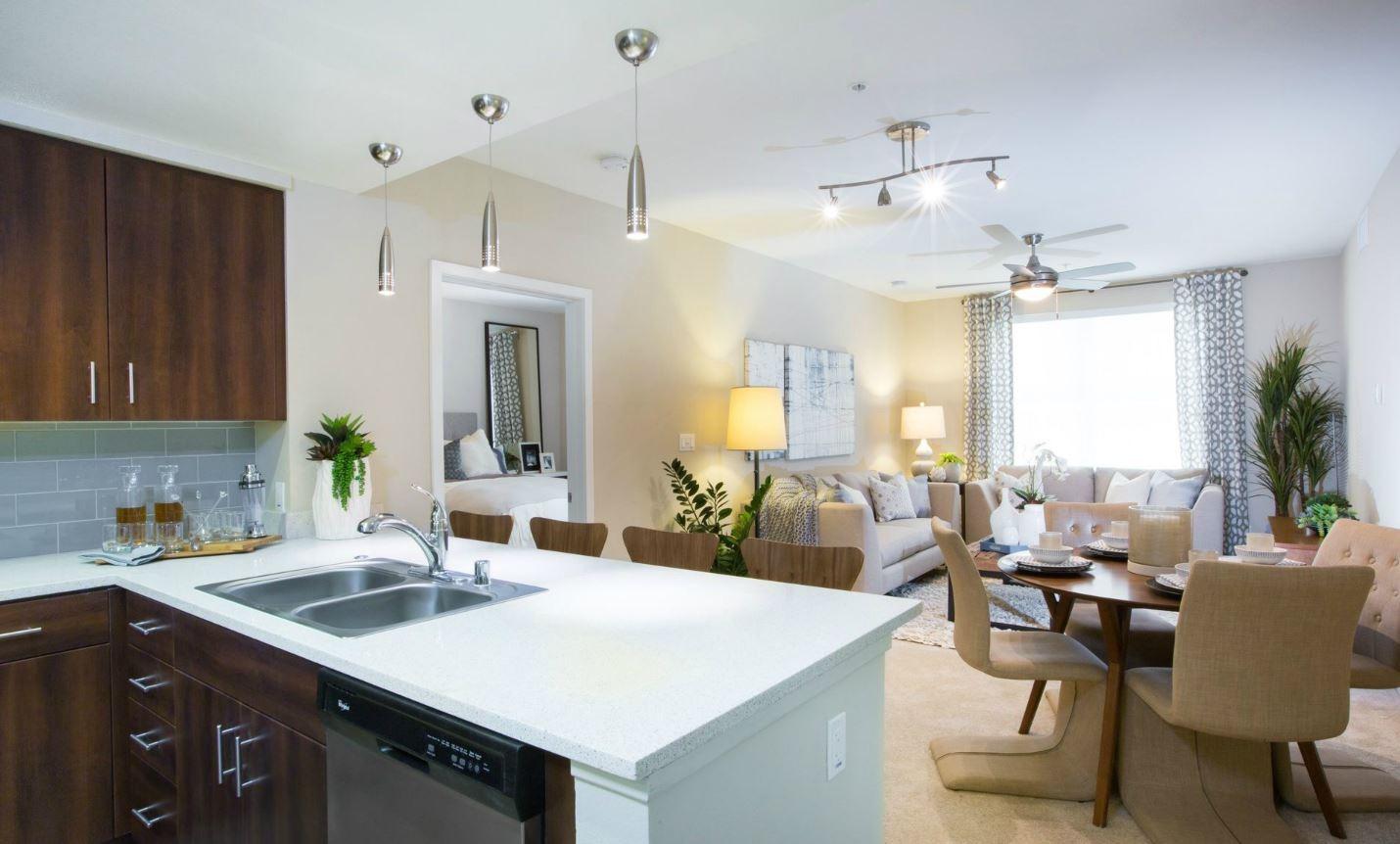 CBG builds Radius Apartments, a 264-Unit Luxury Apartment Community in Redwood City, CA - Image #8