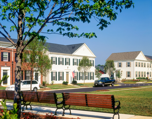CBG builds Fort Belvoir Military Family Housing, a 2,211 Military Homes and Five Neighborhood Centers for the Army in Fort Belvoir, VA - Image #6