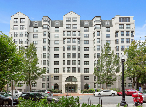 CBG builds Varsity on K, a 12-Story Renovated Student Housing Community with Underground Parking in Washington, DC - Image #1